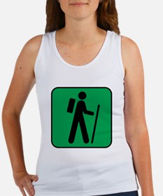 Hiking Hiker Sports Women's Tank Top