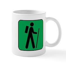 Hiking Hiker Sports Mug