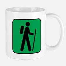 Hiking Hiker Sports Mug