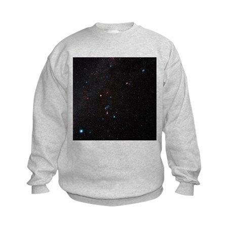 Orion constellation - Kids Sweatshirt