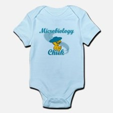 Microbiology Chick #3 Infant Bodysuit