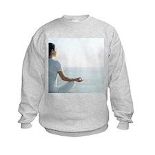 Yoga meditation - Sweatshirt