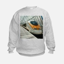 Eurostar Channel Tunnel train - Sweatshirt