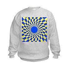 Peripheral drift illusion - Sweatshirt