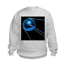 Sputnik 1 satellite - Sweatshirt