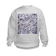 Shredded documents - Sweatshirt