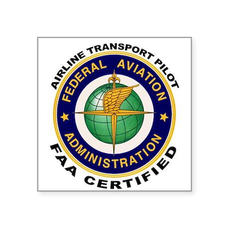 Airline Transport Pilot Sticker