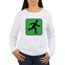 RollerBlade Skates Rollerblading T-Shirt