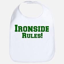 Ironside Rules! Bib