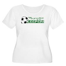 Proud grandparent of a soccer goalkeeper T-Shirt