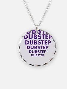 DUBSTEP PURPLE Necklace