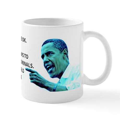 Restriction Mug