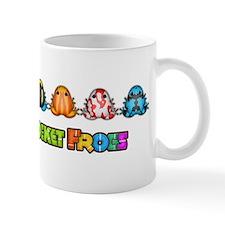 Pocket Frogs Logo Mug