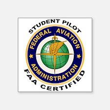 Student Pilot Sticker