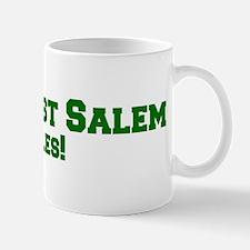 Northeast Salem Rules! Mug