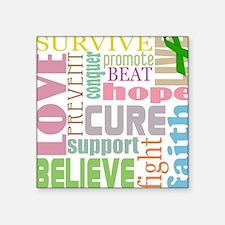 Brain Injury Awareness Sticker