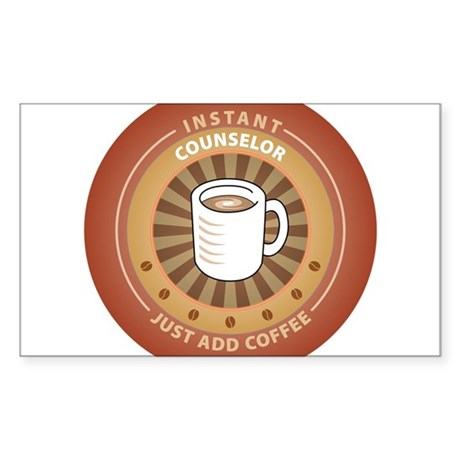 Instant Counselor Sticker