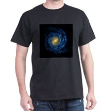 Milky Way galaxy - T-Shirt