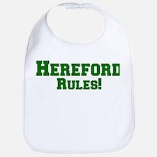 Hereford Rules! Bib