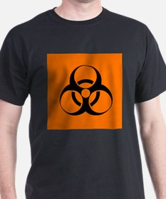 Biohazard sign - T-Shirt