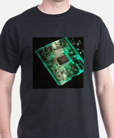 Computer circuit board - T-Shirt