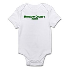 Morrow County Rules! Infant Bodysuit