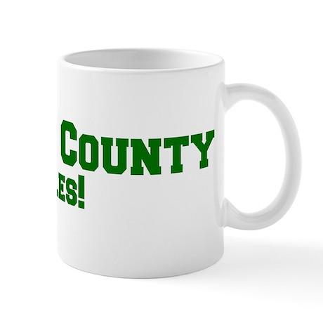 Morrow County Rules! Mug