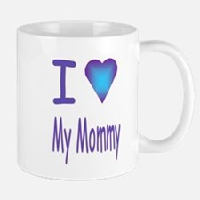 I heart my mommy-girls Mug
