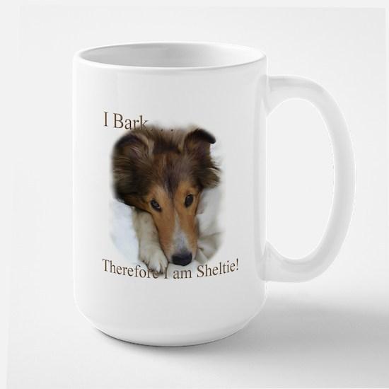 ibarktherefore2 Mugs