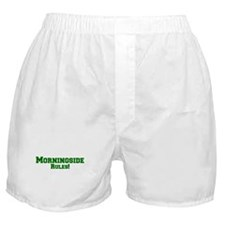 Morningside Rules! Boxer Shorts