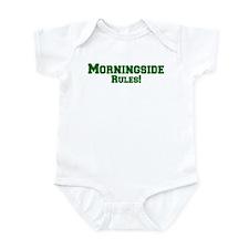 Morningside Rules! Infant Bodysuit