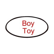 Boy Toy Patches
