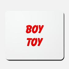 Boy Toy Mousepad