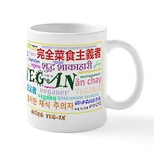 Vegan World Mug