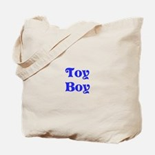 Toy Boy Tote Bag