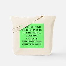 lambada Tote Bag