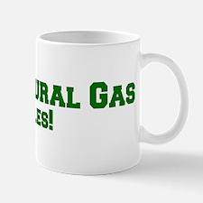 NW Natural Gas Rules! Mug