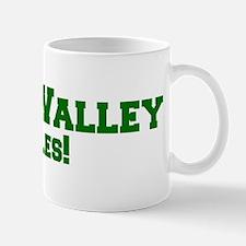 Happy Valley Rules! Mug