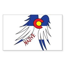 Native WIngs Decal