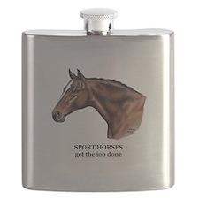 Sport Horse Flask