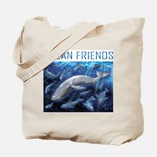 Ocean Friend Tote Bag