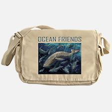 Ocean Friend Messenger Bag