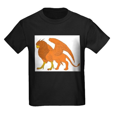 The Lion Eagle Kids Dark T-Shirt