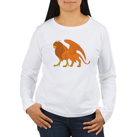 The Lion Eagle Women's Long Sleeve T-Shirt