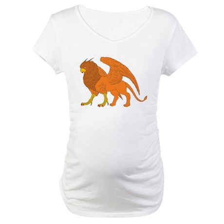 The Lion Eagle Maternity T-Shirt
