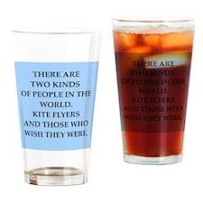 KITE Drinking Glass