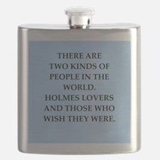 holmes Flask