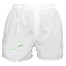 DMT molecule Boxer Shorts