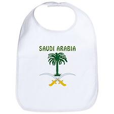 Saudi Arabia Coat of arms Bib