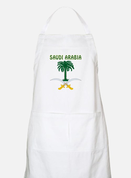 Saudi Arabia Coat of arms Apron
